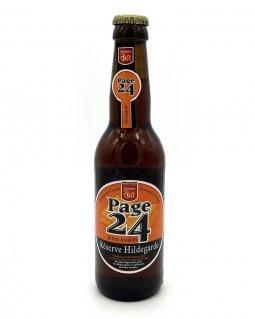 Bière Ambrée Page 24 Réserve Hildegarde