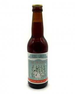 Bière IPA Rouge-Gorge